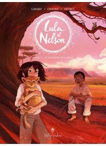 Lulu et Nelson T02 - Le Royaume des lions - Soleil