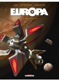 Europa T01 - La Lune de glace - Delcourt