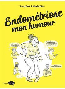 Endométriose mon humour - Marabout