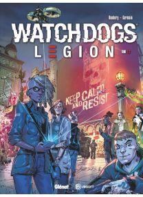 Watch Dogs Legion - Tome 01 - Glénat