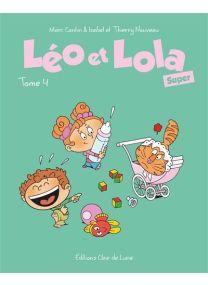 Léo et Lola Super - Clair de lune
