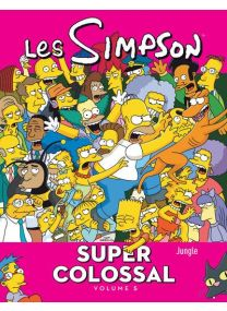 Les Simpson - Super colossal - Jungle