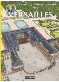 Les voyages de Loïs - Les reportages de lefranc - versailles - Casterman