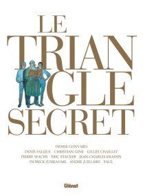 Le Triangle Secret - Intégrale 2021 - Glénat