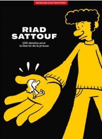 L'album RSF pour la liberté de la presse - Riad Sattouf -
