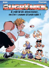 Rugbymen (Les) - Tome 19 - Bamboo