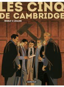 Les Cinq de Cambridge - intégrale - Casterman