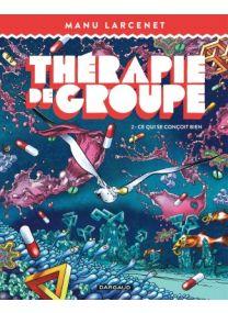 Thérapie de groupe Tome 2