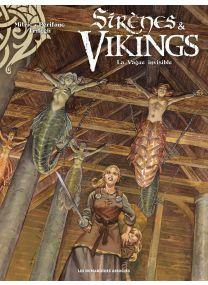 Sirènes et Vikings T4 : La Vague invisible - Les Humanoïdes Associés