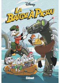 La Bande à Picsou - Tome 04 - Glénat