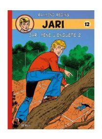 Jari T.12 ; Jari mène l'enquête t.2 - BD Must