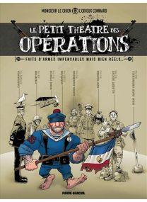 Le Petit Theatre Des Operations - Tome 01 - Fluide Glacial