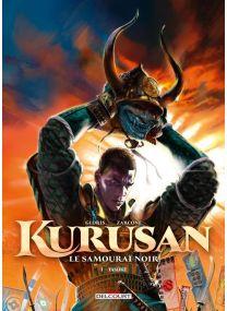 Kurusan, le samouraï noir T01 - Yasuke - Delcourt