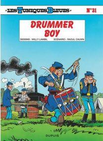 Les tuniques bleues T31 - Drummer boy - Dupuis