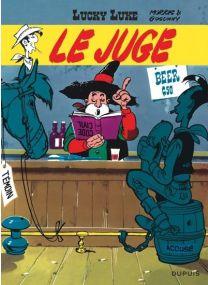 Lucky luke T13 - Le juge - Dupuis