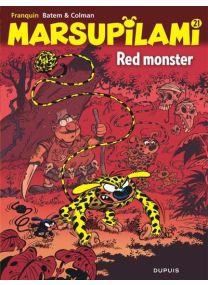 Marsupilami T21 - Red monster - Dupuis