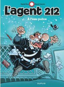 L'agent 212 T26 - a l'eau police - Dupuis