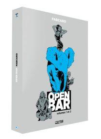 Open Bar - Coffret - Delcourt