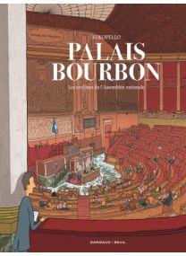 Palai-Bourbon, les coulisses de l'Assemblée nationale - Dargaud