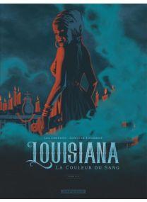 Louisiana, la couleur du sang - Dargaud