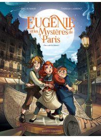 Eugénie et les mystères de Paris - Tome 01 - Glénat