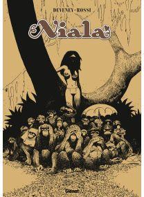 Niala - Edition Collector Noir et Blanc - Glénat