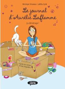 Le Journal D'Aurelie Laflamme - Tome 3 Bd - Vol03 - Michel LAFON