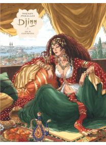 Djinn Tome 2 - Dargaud