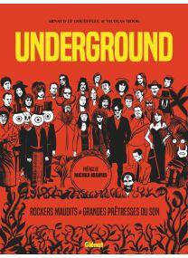 Underground - Glénat