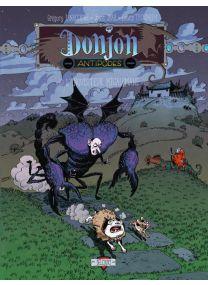 Donjon Antipodes - 9 999 - L'Inquisiteur mégalomane - Delcourt