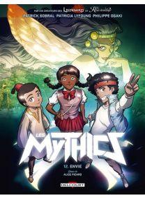 Les Mythics - Envie - Delcourt
