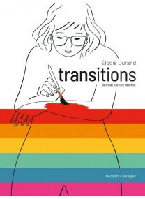 Transitions journal d'Anne Marbot - Delcourt