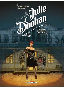 Julie Doohan T02 - Wild Mustang Saloon - Delcourt