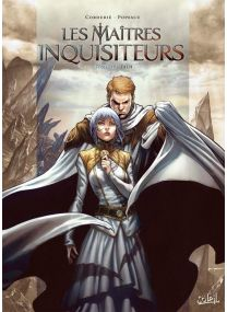 Les Maîtres Inquisiteurs T16 - Talh - Soleil