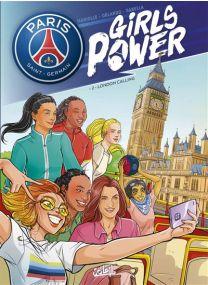 PSG Academy - Girls Power - Soleil