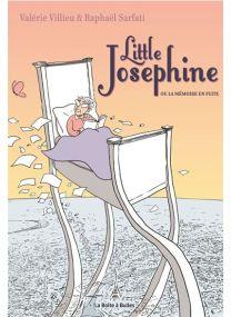 Little josephine ou la memoire en fuite - La Boîte à bulles