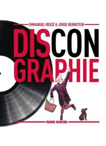 Discongraphie - Tome 01 - Le Meilleur Des Albums Totalement Introuvables - Fluide Glacial
