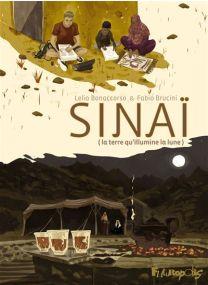 Sinai - La Terra Illuminata Dalla Luna - Futuropolis
