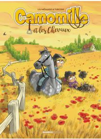 Camomille et les chevaux - Tome 9 - Bamboo