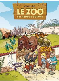 Zoo des animaux disparus (Le) - Tome 2 - Bamboo