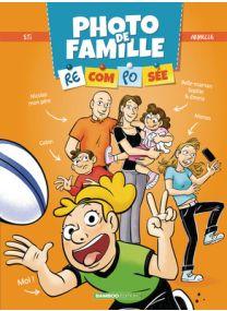 Photo de famille (recomposée) - Tome 2 - Bamboo