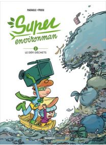 Super environman - Tome 2 - Bamboo