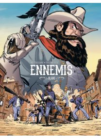 Ennemis - Tome 2 - Grand Angle