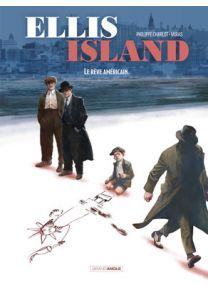 Ellis Island - Tome 2 - Grand Angle