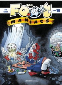 Footmaniacs (Les) - Tome 19 - Bamboo