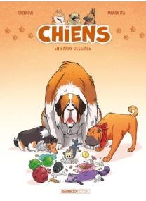 Chiens en BD (Les) - Tome 1 - Bamboo