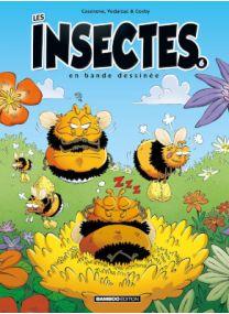 Insectes en BD (Les) - Tome 6 - Bamboo