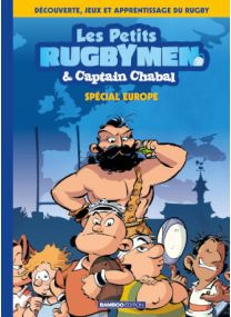 Petits Rugbymen (Les) & Captain Chabal - Tome 2 - Bamboo