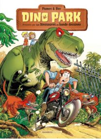 Dino Park - Tome 1 - Bamboo