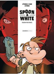 Spoon and white - Tome 1 - Bamboo